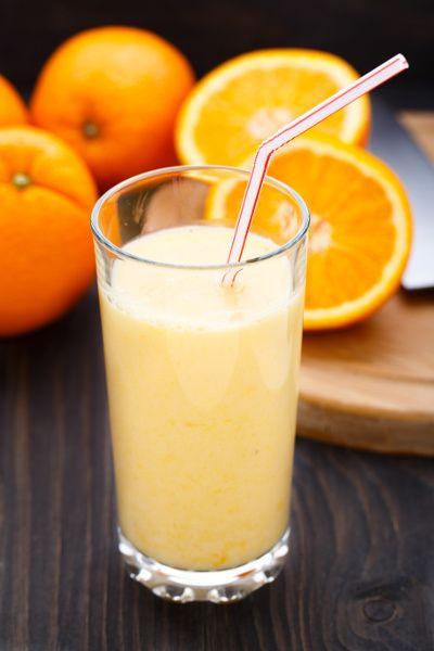 Recette de smoothie santé pour déjeuner toute simple et rapide à faire