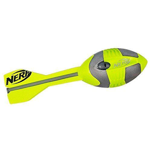 Hasbro Nerf N-Sports Vortex Aero Howler Football Ballon d'entraînement au football américain Vortex Nerf pour enfants de plus de 6ans…
