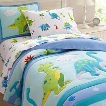 Olive Kids Dinosaur Land Twin Bed Comforter Set