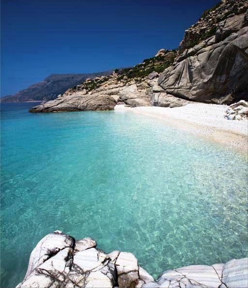 """""""Seiheles"""" beach, Ikaria..."""