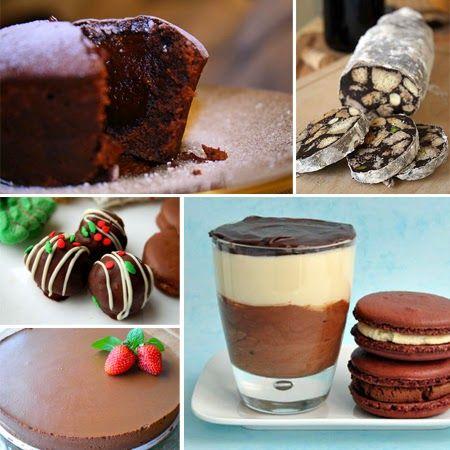 Recetas de postres con chocolate blanco | Cocinar en casa es facilisimo.com