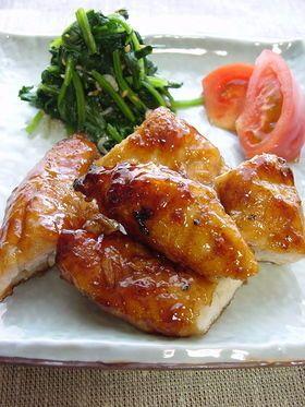 鶏ささみの焼き鳥風 | ラビーさん