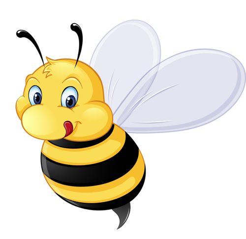 Пчёлы, осы, мёд | Спасс | Pinterest | Bee, Bee clipart and Bee crafts