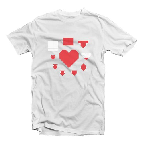 Making Love dari tees.co.id Oleh Kamigami