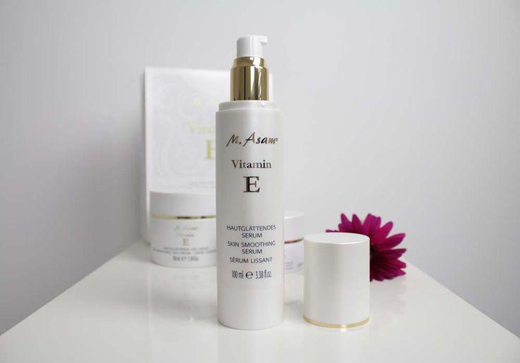 Perfekt für Winterhaut – M. ASAM® VITAMIN E 24H Creme, Serum & Augenbalm im Test