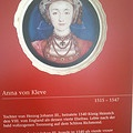 2011 Kleve    Anna van Kleef (Düsseldorf, 22 september 1515 — Hester Castle, 16 juli 1557) was koningin van Engeland in 1540.