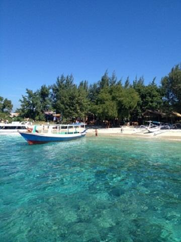www,villabuddha.com  Bali  vakantie  Gili island Trawangan .....warmest water ever :)