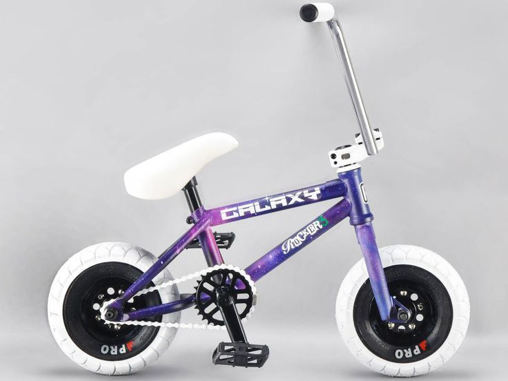 NOT COPY* *GENUINE ROCKER RR Galaxy BMX RKR Mini BMX Bike
