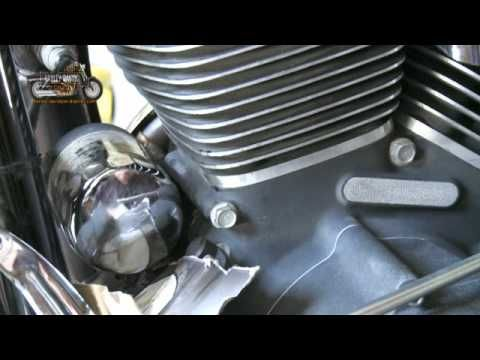 Harley Davidson Oil and Filter Change - http://www.thehowto.info/harley-davidson-oil-and-filter-change/