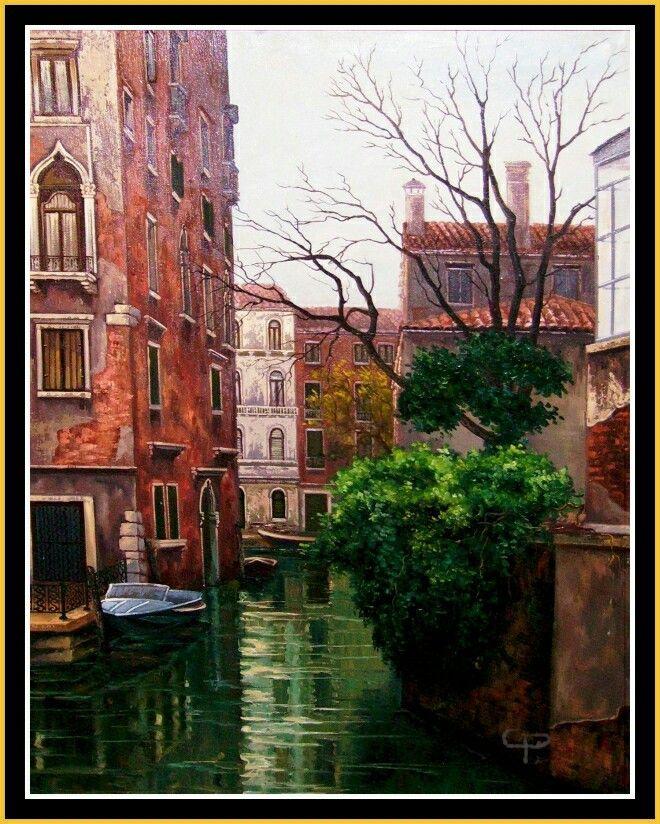 Venice-by Constantin Paunescu