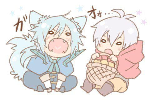 Idolish7 Tamaki and Sogo