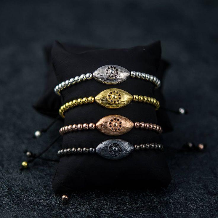 EVIL EYE | 925 Sterling Silver, Rose Gold, Womens Bracelet, Unisex, Evil Eye Jewelry, Gift for Her, Evil Eye Bracelet, Mens Bracelet, Sale