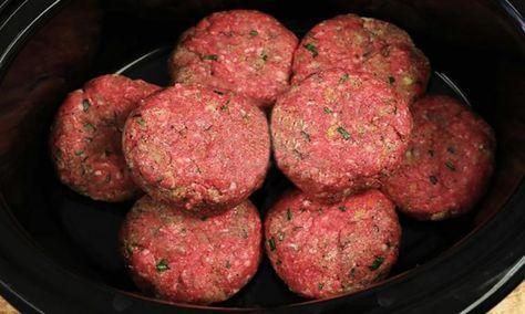 Quoi... un hamburger steak dans ma mijoteuse? Jamais je n'aurais pensé le cuisiner de cette façon!