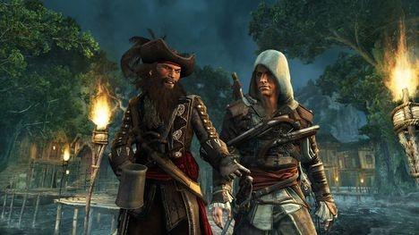 Assassin's Creed 4: Kenway and Blackbeard