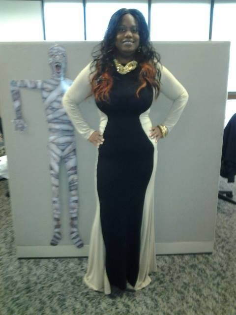 happychicandcurvyclient Keri looks stunning in Chic And Curvy New ...