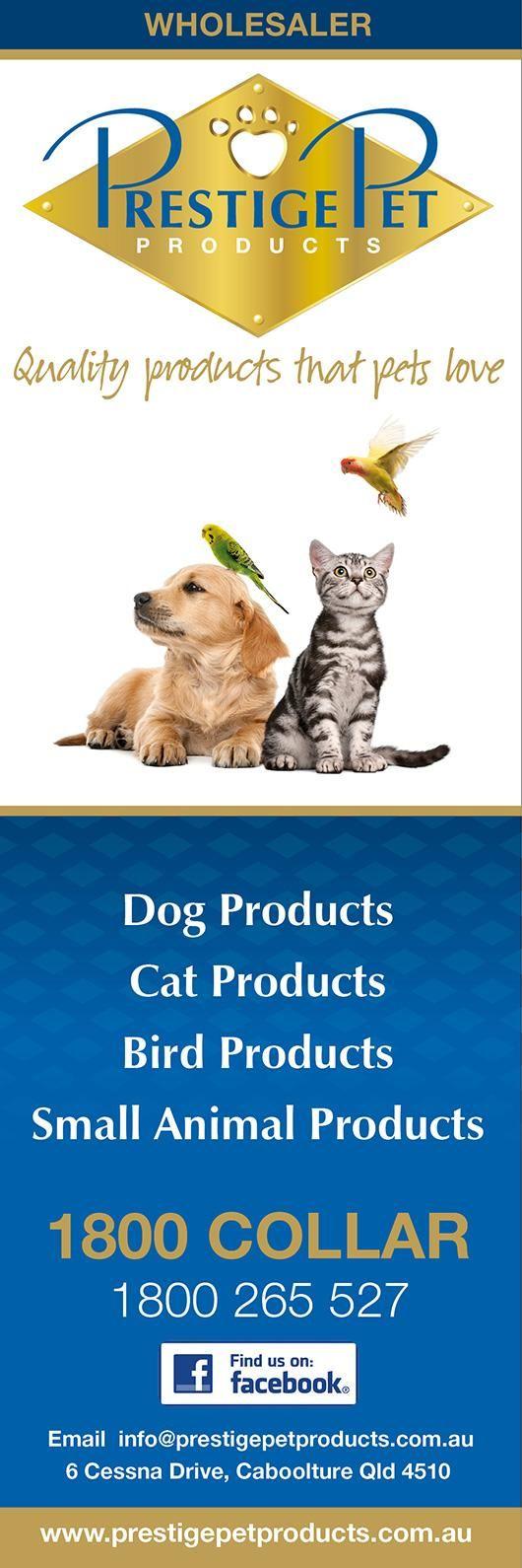 Prestige Pet Products Pty Ltd - Promotion