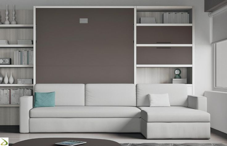Letto trasformabile con divano