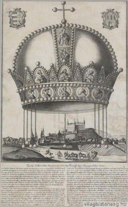 Világunk Koronája - A Szent Korona nemzetközi kapcsolatai - A Szent Korona mint az Égi város lebeg Pozsony felett - Világbiztonság