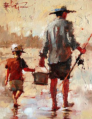 Fishing With Dad - Andre Kohn