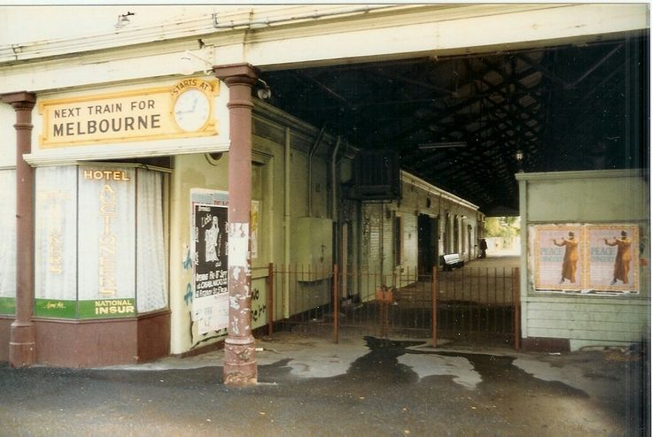 St kilda station 19?