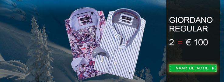 Cool: Italiaanse #overhemden van #Giordano Regular. Profiteer nu van onze januari #aanbieding: https://www.shirtsupplier.nl/nl/voordeelpacks/filter/pack/34 #mode