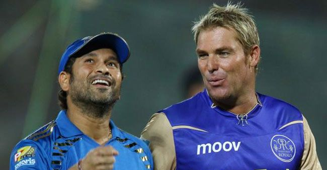 Sachin, Warne bat for All Stars League Read complete story click here http://www.thehansindia.com/posts/index/2015-05-16/Sachin-Warne-bat-for-All-Stars-League-151351