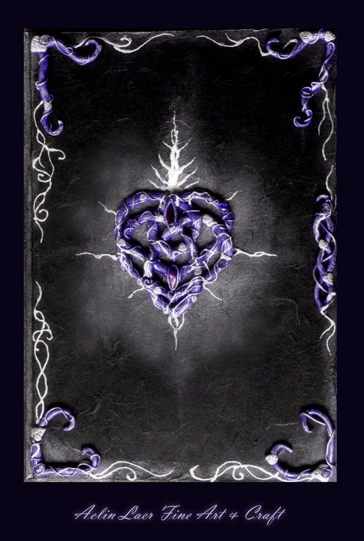 Book Of Shadows Cover Ideas : Best images about polymer clay journal covers on