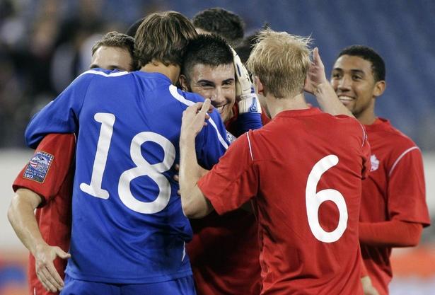 Canada closing in on Olympic men's soccer berth