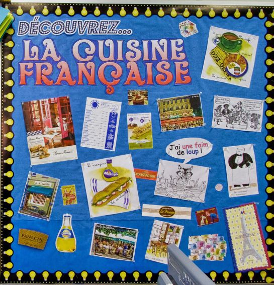Foreign Language Classroom Decoration Ideas ~ Best french bulletin boards ideas on pinterest art