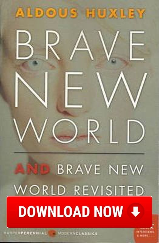 Brave New World and Brave New World Revisited Download (Read online) pdf eBook for free (.epub.doc.txt.mobi.fb2.ios.rtf.java.lit.rb.lrf.DjVu)