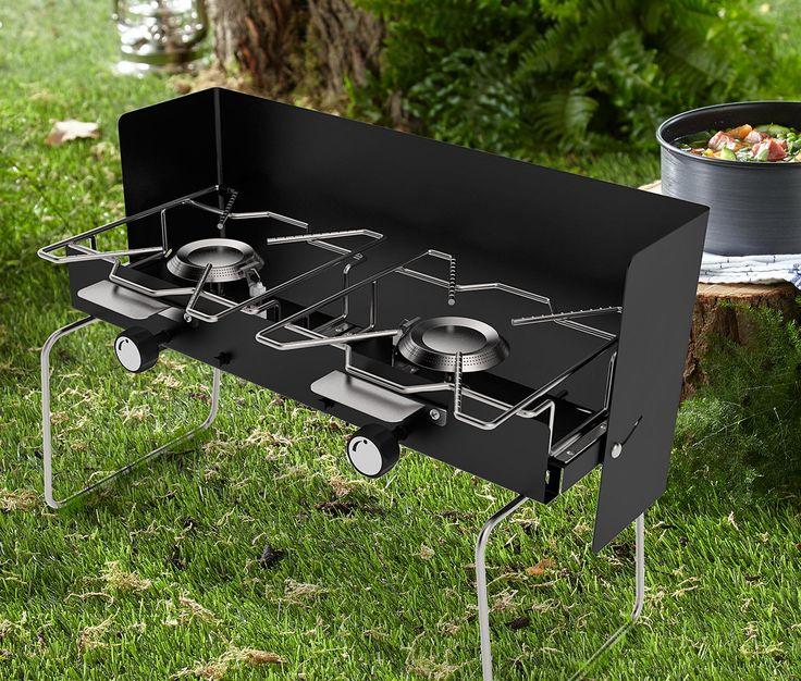 Camping Küche Ideen: Die Besten 25+ Gaskocher Camping Ideen Auf Pinterest