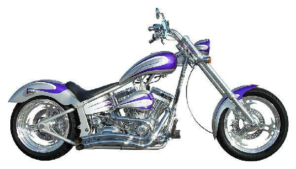 Sidewinder Softail Chopper