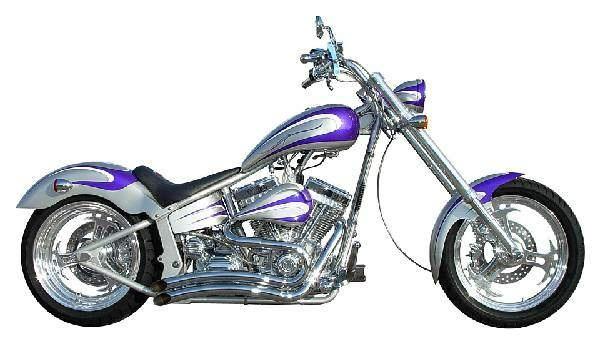 Sidewinder Softail Chopper