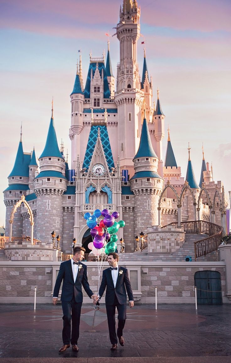 The 4 Reasons to have a Disney Wedding