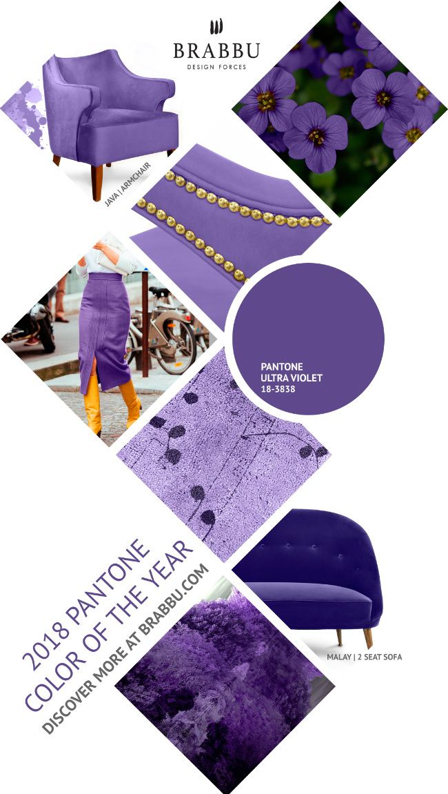 Pantone Color Of The Year 2018: Ultra Violet On The Radar | Pantone | Pantone Color Of The Year | Color Of The Year 2018 | Ultra Violet | Pantone 2018 #COY18 #UltraViolet #2018colortrends #pantonecolor2018 #pantone