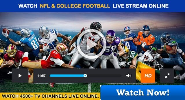 Watch NFL games - You can watch live nfl games 2016 for free online - including the playoffs without paying a huge cable bill every month. NFL Live streaming