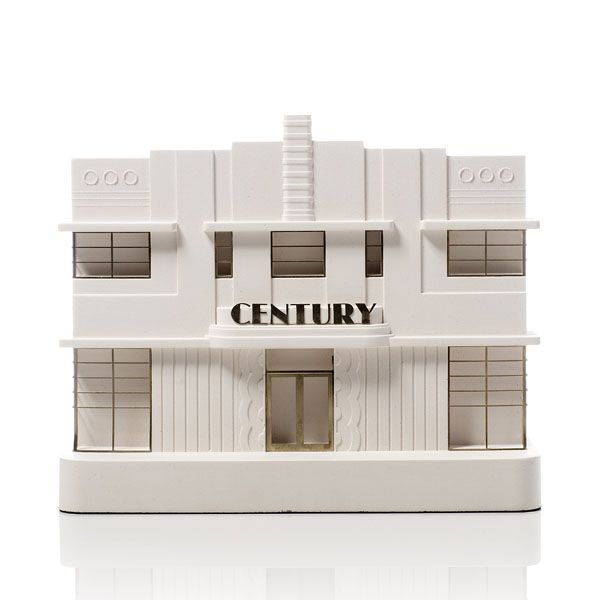 The Century Hotel is one of the most recognisable buildings on Miami's 'South Beach'. Nestled among possibly the greatest selection of art deco buildings in the world, the Century Hotel still stands out from the crowd.   <a href='century-hotel-mini