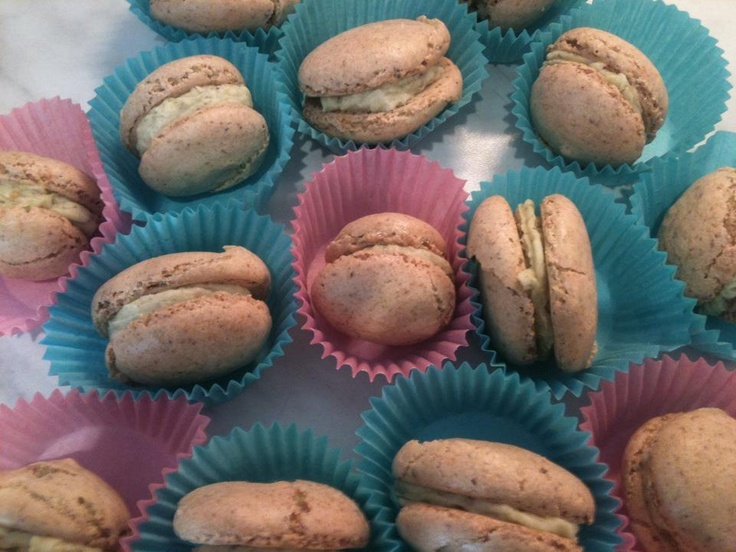 Pistachio Macaroons | The Baking Agent.. 100% Pistachios, no almond ...