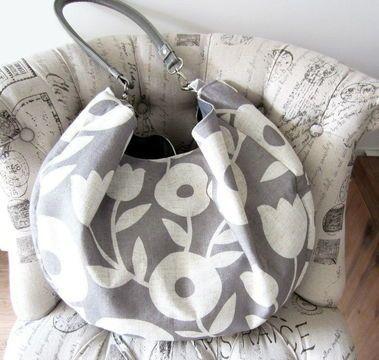 Tutoriel du sac Biarritz -  couture - Patrons et tutoriels de couture chez Makerist