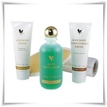 Aloe Body Toning Kit | Forever Living Products. Shop Online from Retail eshop. #SkinCare #BodySkinCare #AloeVera #ForeverLivingProducts