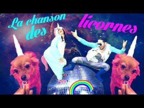 La chanson des licornes - Natoo  J'adhére completement car moi même je suis une licorne