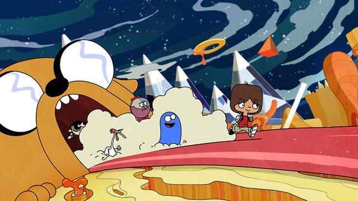 Cartoon Network 20th Birthday Music Video by Golden Wolf