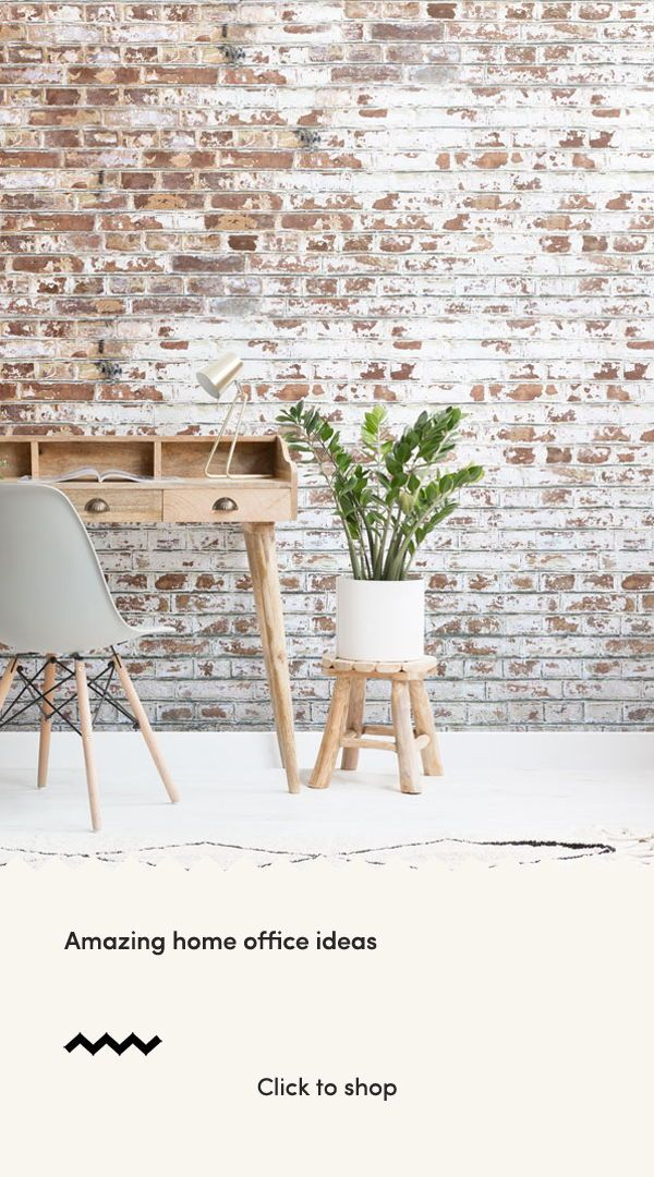 Painted White Brick Wall Mural Industrial Style Muralswallpaper Brick Wallpaper Mural Painted Brick Walls Brick Wallpaper
