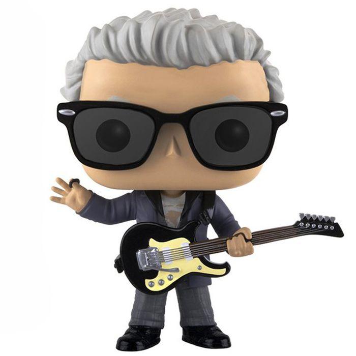 Figurine Twelfth doctor with guitar (Doctor Who) - Funko Pop