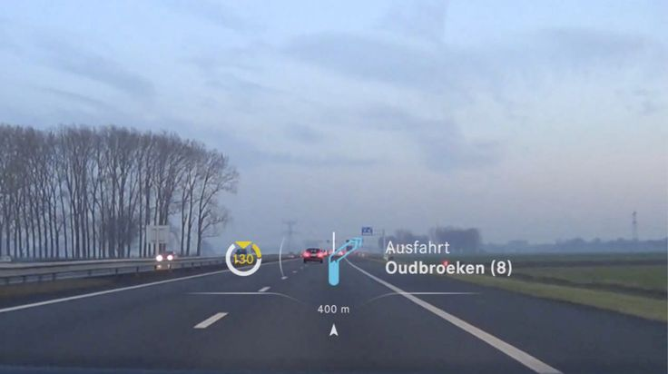 Heads Up! Designing Meaningful Car Windshield Displays — Medium