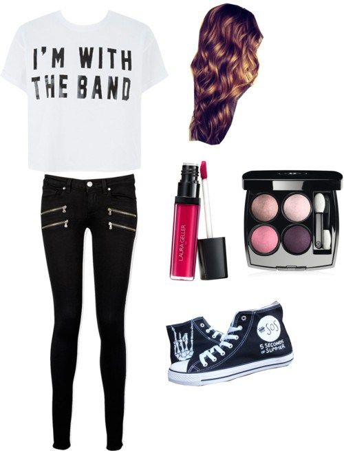 5sos concert outfit tumblr - Google Search