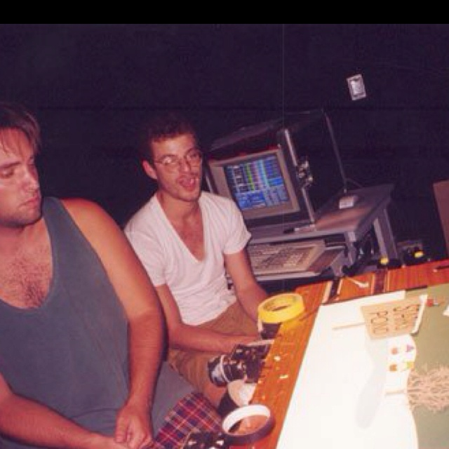 Trey Parker and Matt Stone. Love them! They are too clever and funny for their own good!