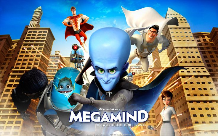 Animated Cartoon | ... animated supervillain comedy film produced by dreamworks animation