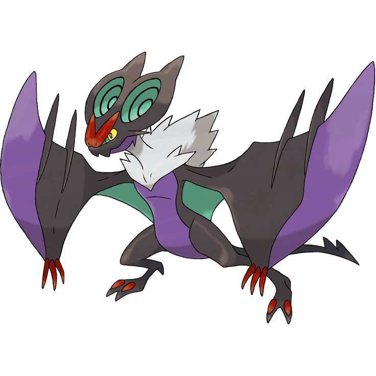 Noivern | Flying/Dragon, Pokemon
