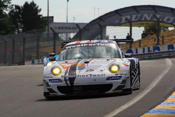 Jeroen Bleekemolen Le Mans 2014